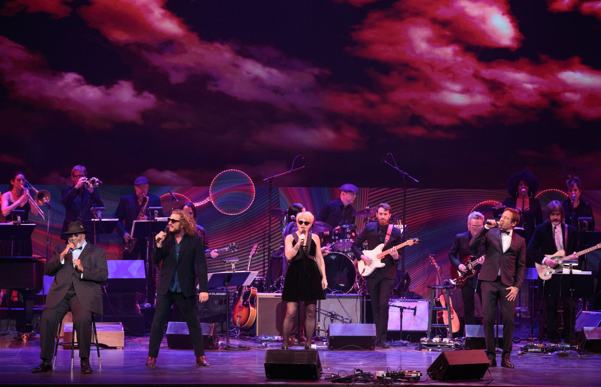 HOT MUSICAL MESS @ KENNEDY CENTER COME TOGETHER GALA